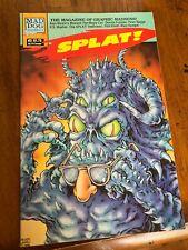 Splat! #2 - Alan Moore, Dennis Fujitake, Peter Bagge, Phil Elliot, Marc Hempel