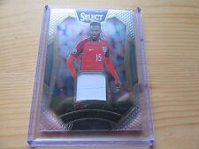 Panini Select 2016-17 England Jersey Card Trikot Daniel Sturridge Soccer