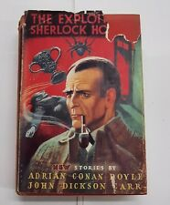 More details for the exploits of sherlock holmes by adrian conan doyle 1954 first edition carr