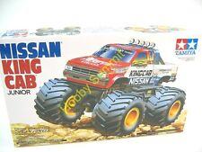 17007 Tamiya 1/32  NISSAN KING CAB Jr.   Motorized Wild Mini 4WD Stunt & Wheelie