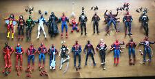 Marvel legends 24 Figure pizza Spider-Man + Spider verse Lot  - 2099- Scarlet