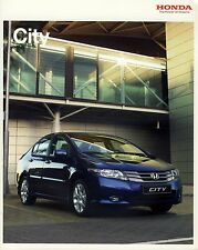 Honda City 2009 catalogue brochure polonais Poland rare