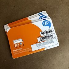 AT&T Go Phone Micro Sim Card Ready To Activate