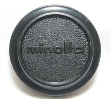 minolta Genuine Original 48mm Front Lens Cap Push-On Japan jm042