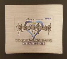 Kingdom Hearts CCG TCG Trading Card Game RARE Series 1 Key Box NEW in Shrink