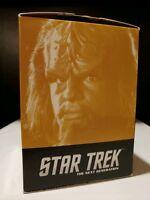 NEW Kubros Star Trek Next Generation Worf Mega Blocks No. 9  157 Piece Set