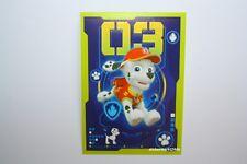 10 X Paw Patrol Sticker-Série 2-Panini 10 pochettes-NEUF /& neuf dans sa boîte