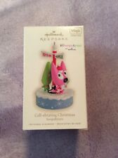 Hoops And Yoyo Cell-ebrating Christmas Hallmark Magic Ornament I#484