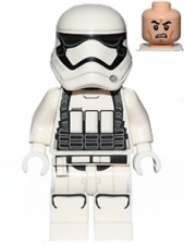 NEW Lego Star Wars Minifig First Order Stormtrooper Heavy Artillery 75132