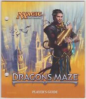 Magic the Gathering Dragon's Maze Player's Guide (MTG)