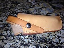 "Custom made leather Holster for Ruger Bearcat Copy Of George Lawrence 4"" Barrel"
