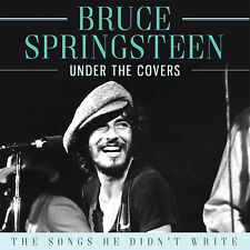 BRUCE SPRINGSTEEN New Sealed 2018 LIVE COVER SONGS CONCERT PERFORMANCES CD