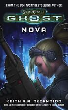 Starcraft: Ghost - Nova No. 4 by Blizzard Entertainment and Keith R. A....