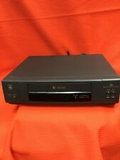 Ge 4 head vcr Vg 4053 pro-effect video system General electric