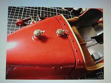 Pocher 1/8 Alfa Romeo 8C 2300 Vintage Metal Gas Fuel  Oil Cap Monza Muletto