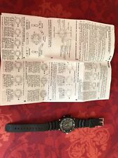Seiko H558 «Arnie» In Very Good Condition + One FREE Watch Band