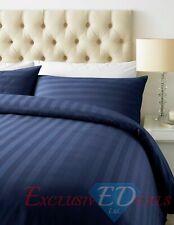 800TC Duvet Quilt Cover Bedding Set - PREMIUM SATEEN STRIPE - 800 Thread Count