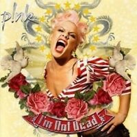 "PINK ""I'M NOT DEAD"" CD 15 TRACKS NEU"