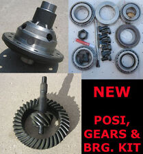 "9"" Ford Trac-Lock Posi 31 - Gear - Bearing Kit Package - 3.50 Ratio - 9 Inch NEW"