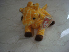1995 TY Beanie Baby Twigs the Giraffe Retired NEW w/Tags #040681- 4/4 Generation