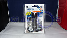 CREE LED TORCH 90 LUMES LIGHT FLASH ZOOMABLE LAMP FOCUS METAL SPOT Draper 07192