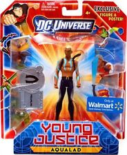 Young Justice Aqualad Action Figure [No Shirt, Blue Paint On Upper Body]