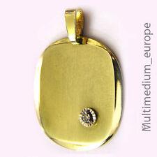 Colgante oro 333 8ct con diamante oro pendant Diamond