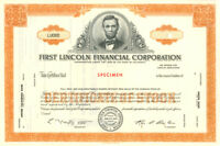 First Lincoln Financial Corporation