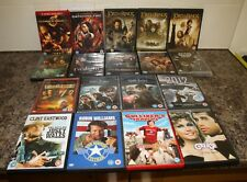 Job Lot 18 DVD's Lord of the Rings, Twilight, Hunger Games Pirates of Caribbean