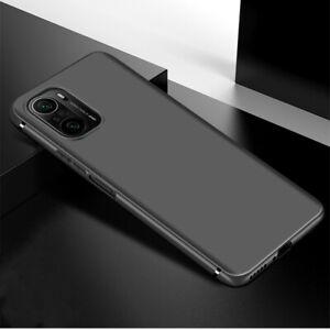 For Xiaomi Pocophone Poco F1 F3 Ultra thin Soft TPU Matte Slim Back Case Cover