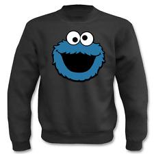 Pullover Krümmelmonster I Fun I Sprüche I Lustig I Sweatshirt