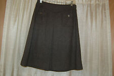 Escada Sport Wool Blend Skirt Size 36