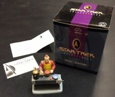 STAR TREK VOYAGER NEELIX MINIATURE STATUE APPLAUSE LIMITED ED 1897//3000 COA