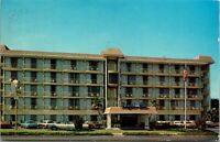 Vtg 1960's Royal Inn Hotel Motel of La Jolla California CA Postcard