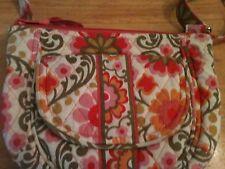Vera Bradley  Hipster Bag Crossbody Lizzy Folkloric