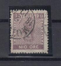 N3864/ SWEDEN – Y&T # 7 USED – CV 305 $