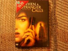 Camilla Belle/Katie Cassidy-When A Stranger Calls '06 DVD remake of '79 classic!