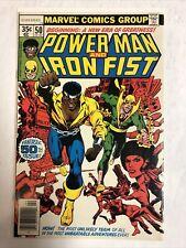 Power Man & Iron Iron (1978) # 50 (F/VF)   1st Issue Byrne
