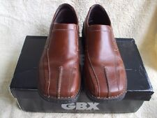 Men's GBX  Slip-on Loafers Shoes Leather 10 Medium Priority Mail Shipping
