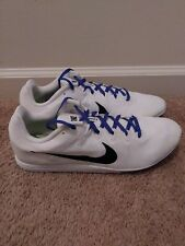 Nike Zoom Rival Rival D9 Track and Field Distance Racing spikes Men's Sz.12.5