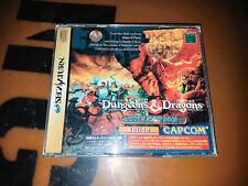 ## SEGA SATURN - Dungeons & Dragons Collection (JAP / JP) - komplett NEUWERTIG #
