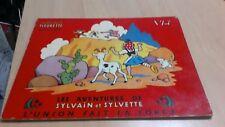 SYLVAIN ET SYLVETTE n°14 ¤ fleurette 1959 ¤ L'UNION FAIT LA FORCE
