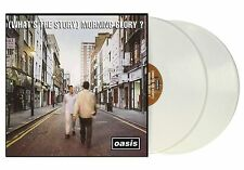 Oasis - What's The Story- Morning Glory? 25th Anniversary 2LP Silver Vinyl