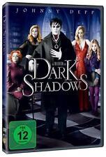 Dark Shadows - Johnny Depp - Tim Burton - DVD - OVP - NEU
