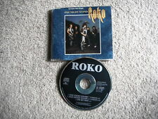 ROKO  ONE NIGHT STAND RARE CD SINGLE 1990 EXC