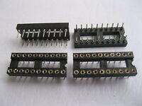 50 pcs IC Socket Adapter 20 PIN Round DIP High Quality X=7.62mm New