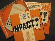 Impact! - Universal Sound Records Sampler-CD-JACKIE MITTOO Augustus Pablo