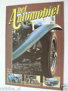 HA-01-FORD POPULAR ARTICLE 4 PAGES,ANGLIA CAR OLDTIMER COMPLETE MAG