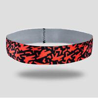 Unisex Wide Sports Sweat Sweatband Headband Yoga Gym Stretch Head Band LE