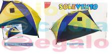 Tenda Mare Montagna Sole Vento cm 220x118x110 Dal Negro - giocoscuolaregalo